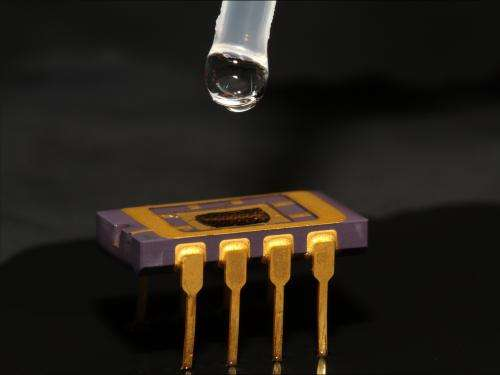 Chemical Sensor on a Chip