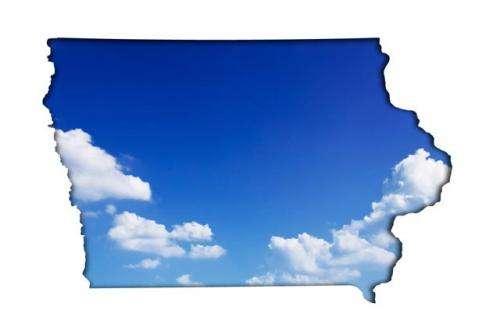 Clean air in Iowa