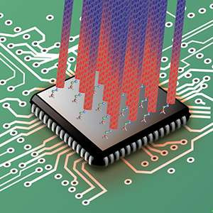 Cooling microprocessors with carbon nanotubes