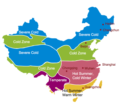Cool roofs in China can save energy and reduce emissions