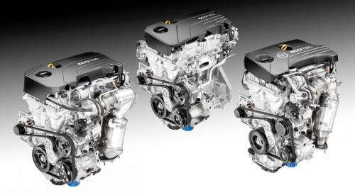 New modular Ecotec engines are more adaptable, efficient