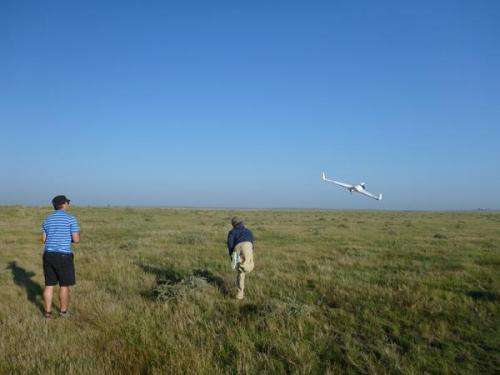 CU-Boulder leads international unmanned aircraft testing event at Pawnee Grassland