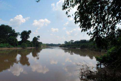 'Current test' for water pollution