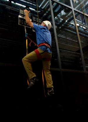 DARPA Z-Man program demonstrates human climbing like geckos