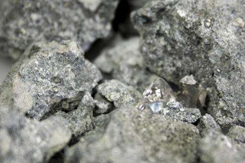 Detecting diamonds with X-ray technology