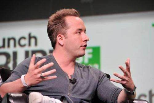 Drew Houston of Dropbox attends TechCruch Disrupt SF 2013 at San Francisco Design Center on September 9, 2013 in San Francisco,