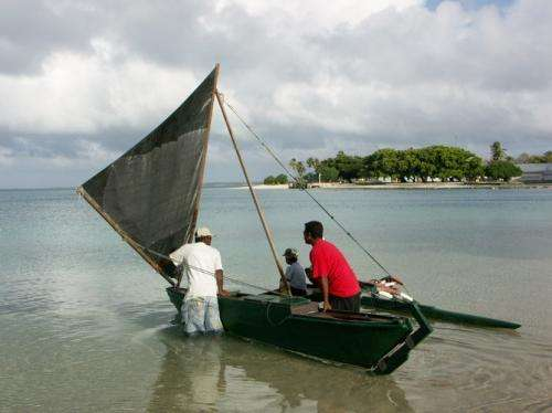 Dynamic atolls give hope that Pacific Islands can defy sea rise