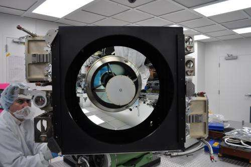 Earth remote sensing instrument to debut on space station