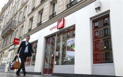 Europe's telecom tie-ups signal big shakeup