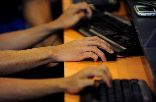 """Fifty-eight people have been arrested in the Philippines for their involvement in a giant, global Internet """"sextortion&quot"""