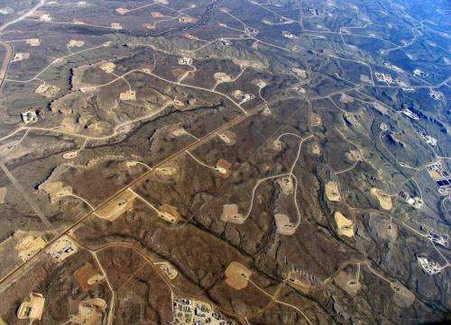 'Fracking' in the dark: Biological fallout of shale-gas production still largely unknown