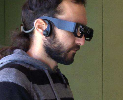 A new, more economical sonification prototype to assist the blind
