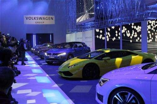 Geneva: Automakers cast wary eye toward Russia