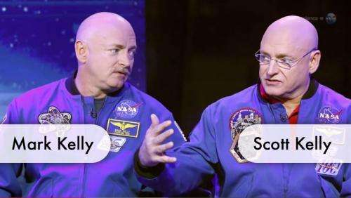 NASA to conduct unprecedented twin experiment