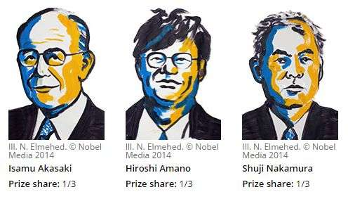 BREAKING: Two Japanese, one American win Nobel Prize in physics