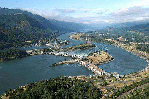 Glaciers, streamflow changes are focus of new Columbia River study