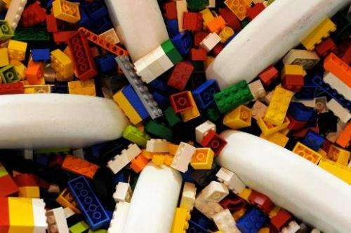 Google lets Lego lovers build with virtual color blocks in its Chrome web browser