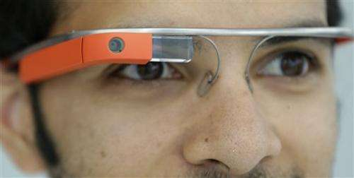 Google picks 5 charities to create ideas for Glass