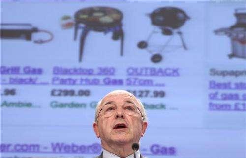 Google reaches agreement with EU in antitrust case (Update)