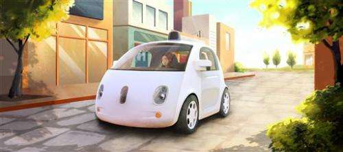 Google: We're building car with no steering wheel