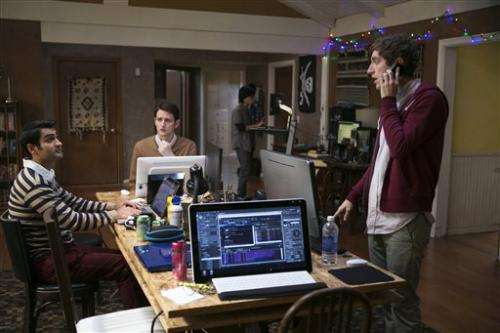 HBO's Silicon Valley finds  fans in tech