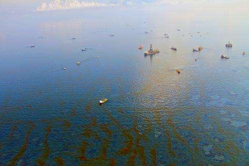 Horizon oil spill inspires hydrocarbon sensor development