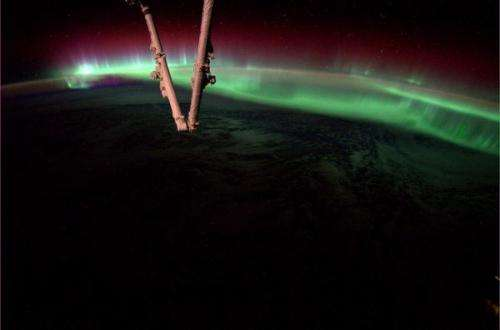 How the Sun Caused an Aurora This Week