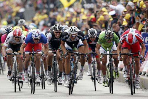 How to win a Tour de France sprint