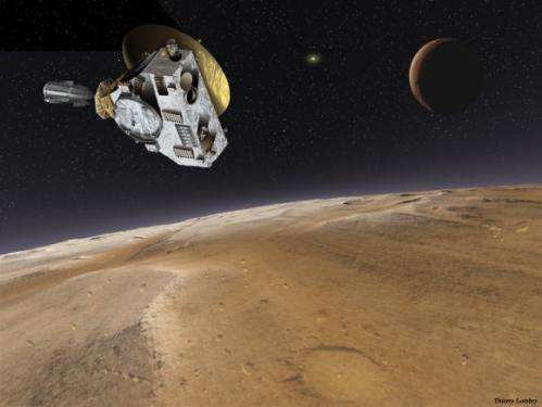 Hubble seeks follow-up target for New Horizons after Pluto