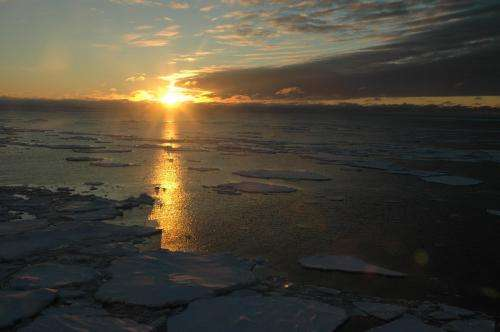 New research technique shows perennial sea ice cover came about earlier than thought