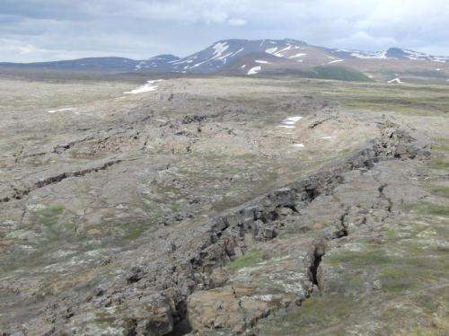 Geologists find well water chemicals changed prior to two different earthquakes