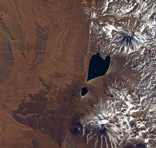 Image: Heart of the Atacama from orbit