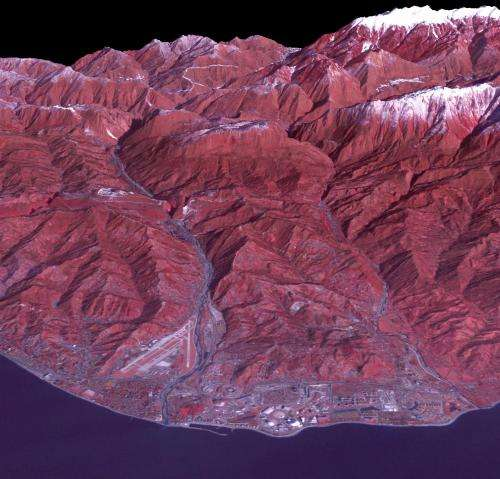 Image: NASA satellite eyes Sochi Olympic sites