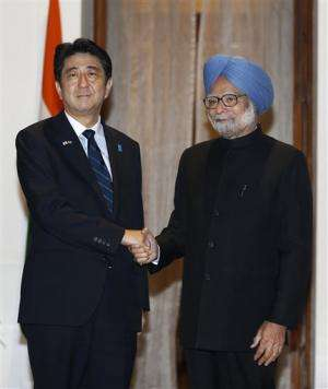 India, Japan to cooperate in energy, telecoms