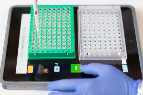 Innovative scientists update old-school pipetting with new-age technology
