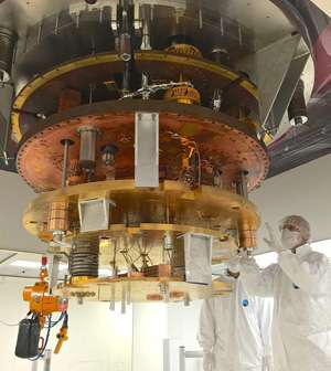 The drive to create the coldest cubic meter in the universe