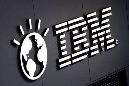 Investors pummelled IBM after the computer and technology giant reported disappointing sales and said most of its 2014 earnings