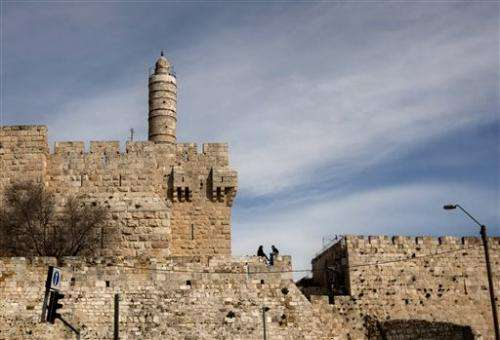 Israel seeks to save ancient sites from earthquake