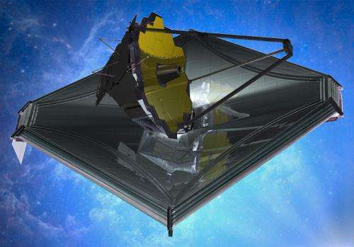James Webb Space telescope passes a mission milestone