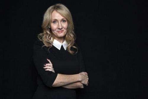 JK Rowling tweet tweaks Amazon in contract dispute