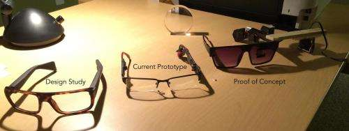 Laforge seeks funding for fashion-friendly Icis smart glasses specs