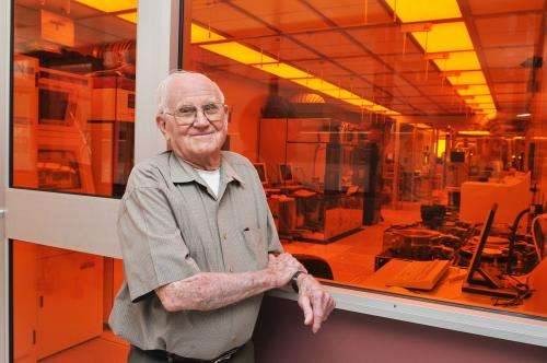 Laminar-flow cleanroom inventor honored posthumously by National Inventors Hall of Fame