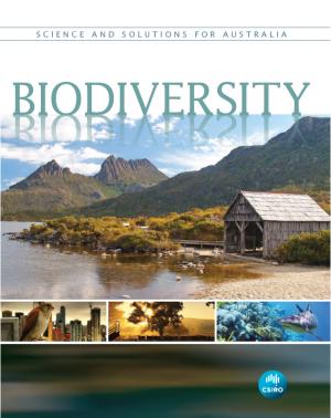 Latest biodiversity information captured in new CSIRO book