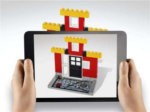 Lego to introduce mixed digital-physical blocks