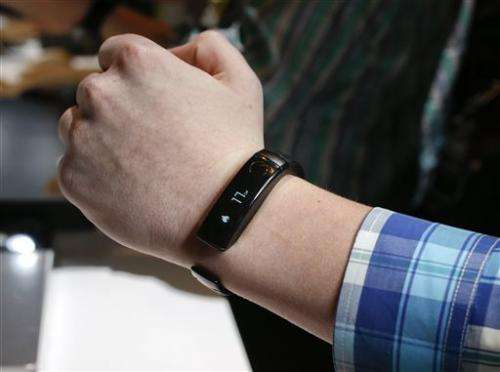 LG jumps into wearable fitness gadget market
