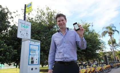 Local app to save motorists from parking fines