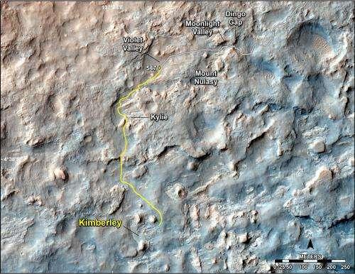 Mars science laboratory mission status report
