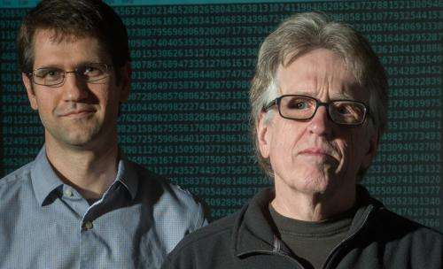 Mathematicians put their own spin on the search for rare prime numbers