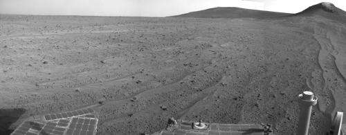 Memory reformat planned for Opportunity Mars rover