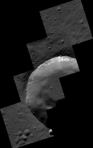 MESSENGER Surpasses 200,000 Orbital Images of Mercury